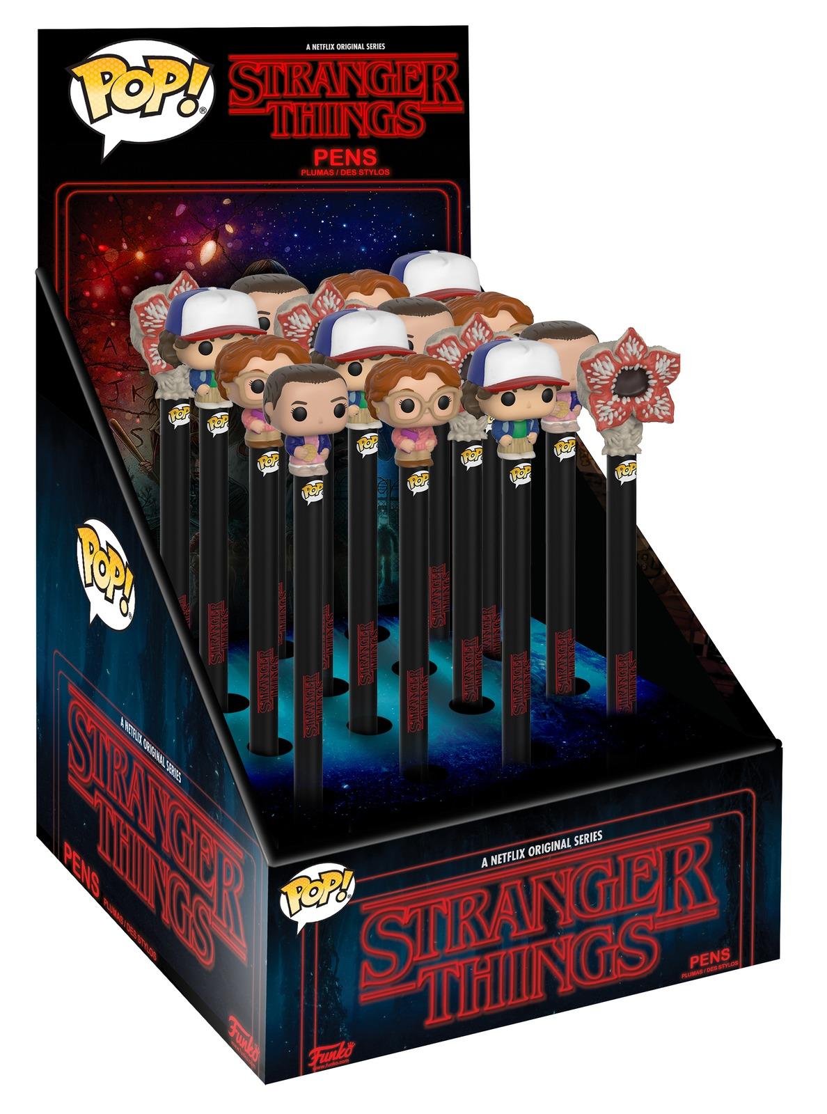 Stranger Things: Pop! Pen Topper - Demogorgon image