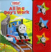Thomas & Friends All In A Day's Work