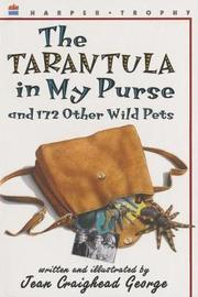 Tarantula in My Purse by Richard Cowdrey image