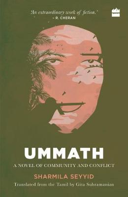 Ummath-A novel of community and conflict by Sharmila Seyyid image