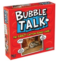 Bubble Talk - The Crazy Caption Board Game
