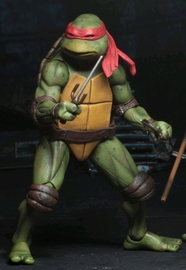 """Teenage Mutant Ninja Turtles: Raphael (1990 Ver.) - 7"""" Action Figure"""