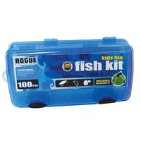 Rogue Kids' Tackle Kit Blue