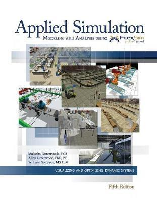 Applied Simulation by Malcolm Beaverstock image
