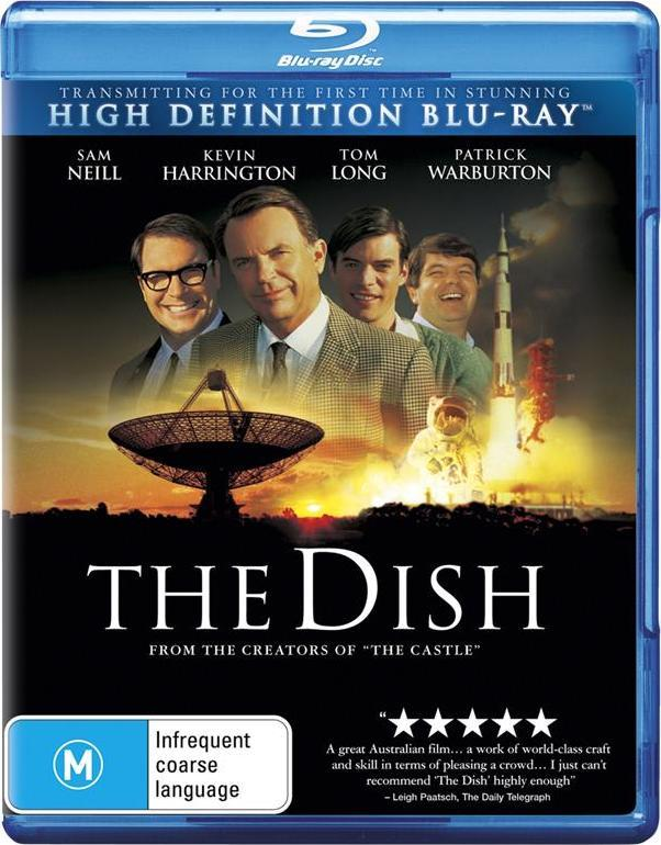 The Dish on Blu-ray