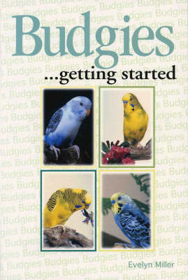 Budgies as a Hobby by Evelyn Miller image