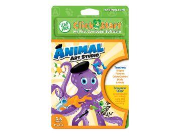 Click Start Software Animal Art Studio image