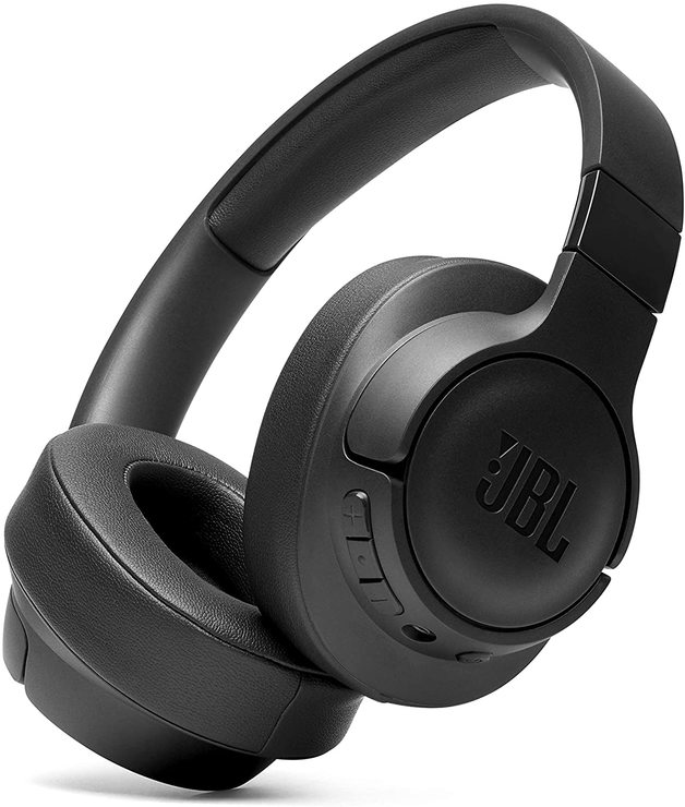 JBL TUNE 700 Bluetooth Over-Ear Headphones - Black