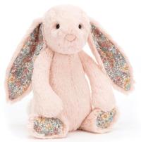 Jellycat Blossom Bashful Blush Bunny Medium