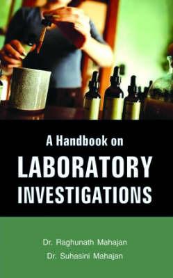 Laboratory Investigations by R.T. Mahajan image