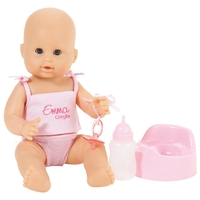 Corolle: Classique Doll - Emma, Drink & Wet Baby 36cm