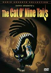 The Cat O'Nine Tails on DVD
