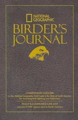 National Geographic Birder's Journal image