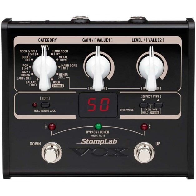 Vox Stomplab 1G Guitar Multi Effects Unit