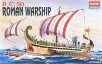 Academy B.C. Roman Warship 1/250 Model Kit