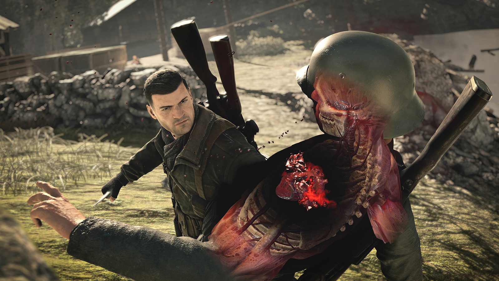 Sniper Elite 4 for Xbox One image