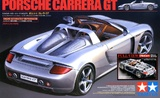 Tamiya: 1/24 Full View Porsche Carrera Gt - Model Kit