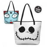 Loungefly Disney NBC Double Sided Tote