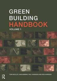 Green Building Handbook: Volume 1 by Tom Woolley image