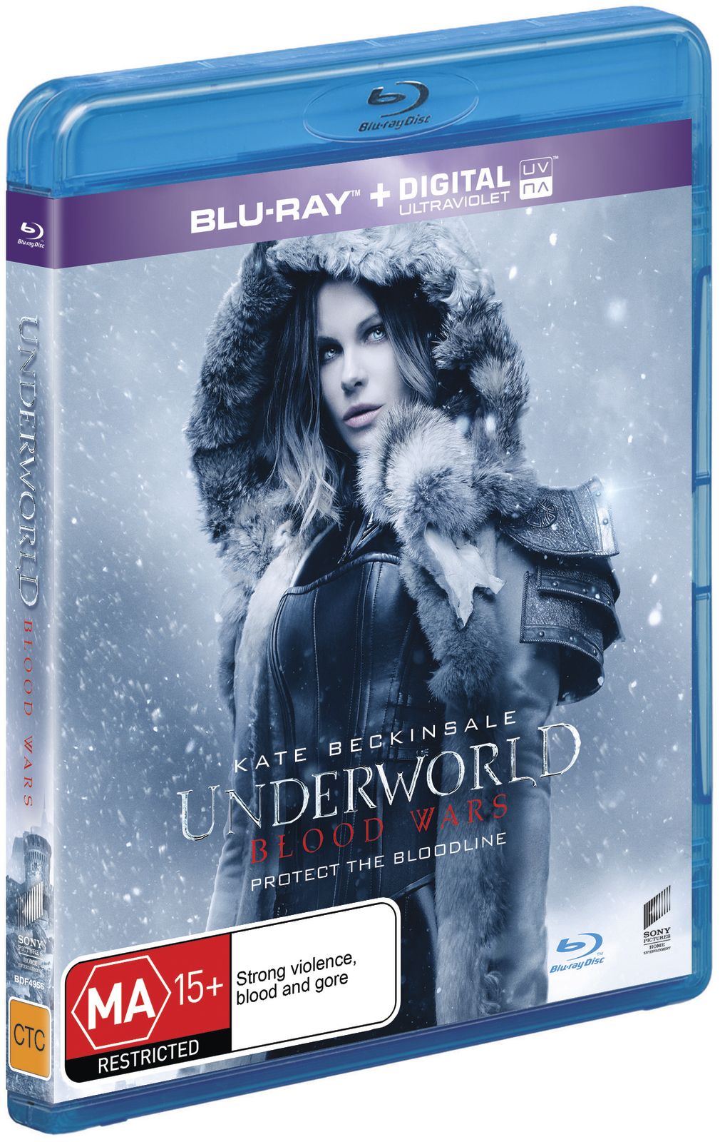 Underworld: Blood Wars on Blu-ray image