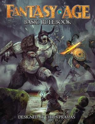 Fantasy AGE RPG - Basic Rulebook by Chris Pramas