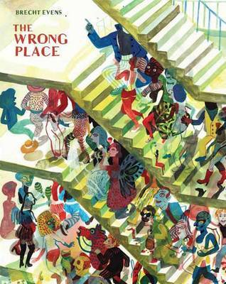 Wrong Place by Brecht Evens image