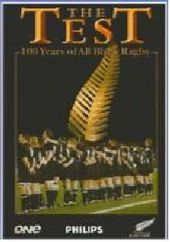 The Test - 100 Years Of All Black Tests on DVD