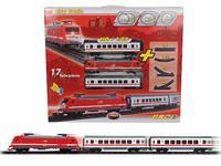 Dickie Toys: Dickie City Train - 1:87 HO Playset