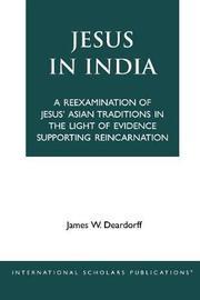 Jesus in India by James W. Deardorff