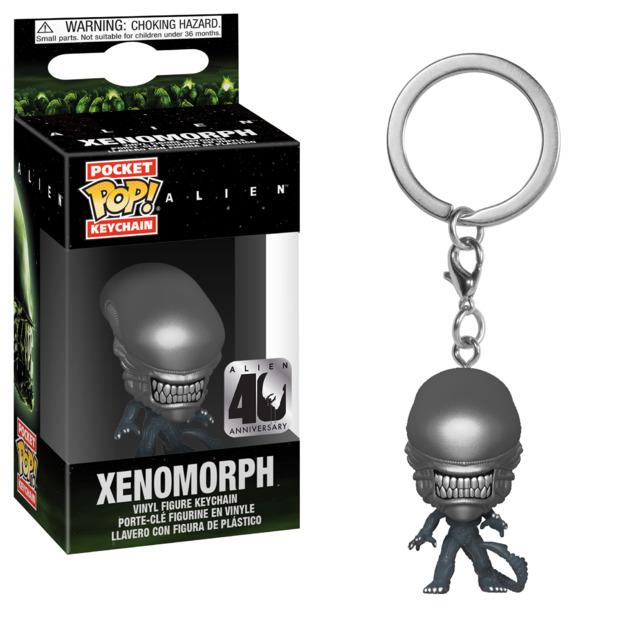 Alien - Xenomoprh 40th ANNIV Pop! Keychain