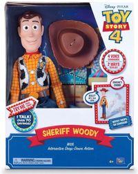 "Toy Story 4: Sheriff Woody - 16"" Talking Figure image"