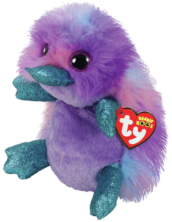 Ty Beanie Boo: Zappy Platypus - Small Plush image