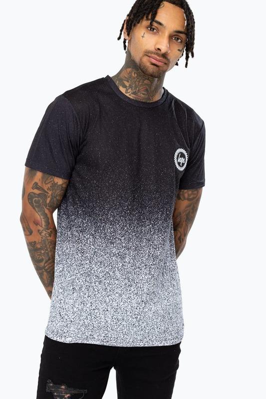 Just Hype: Speckle Fade Men's T-Shirt - Medium