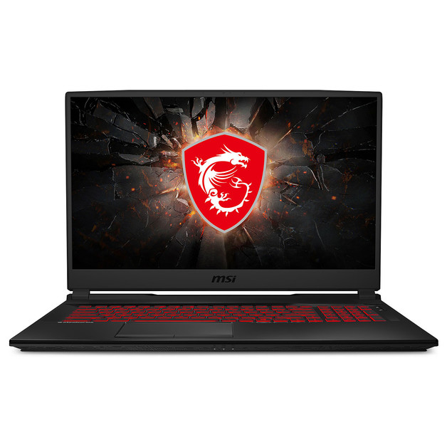 "MSI 17.3"" GL75 9SD i7 Gaming Laptop i7-9750H, 16GB RAM, GTX 1660 Ti"