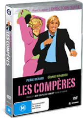 Les Comperes on DVD