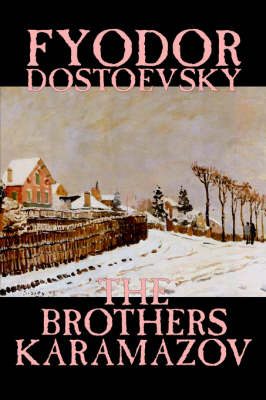 The Brothers Karamazov by Fyodor Mikhailovich Dostoevsky, Fiction, Classics by Fyodor Mikhailovich Dostoevsky image