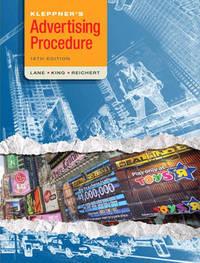 Kleppner's Advertising Procedure by Ron Lane image