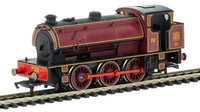 Hornby: 0-6-0ST J94 Class '22' 'United Steel Company'