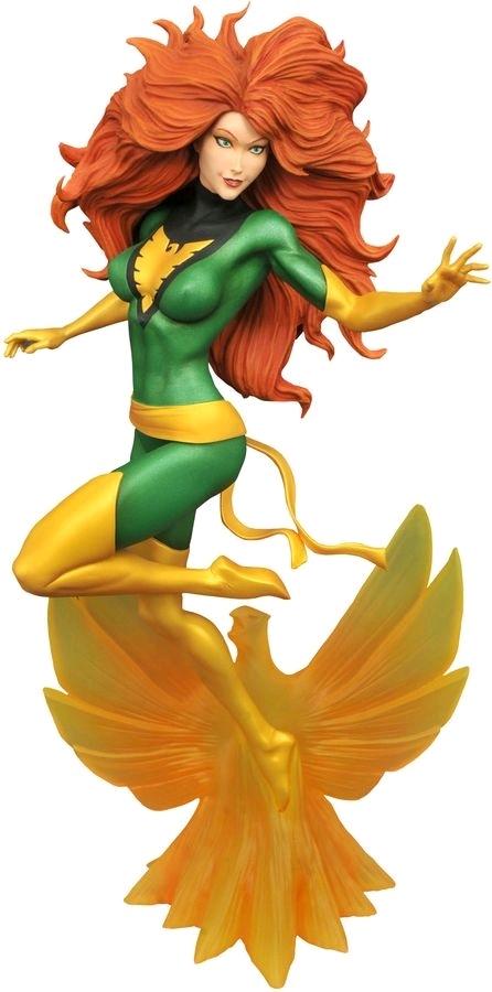 "Marvel Gallery: 10"" Jean Grey - PVC Figure image"