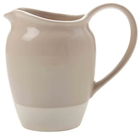 Maxwell & Williams Artisan Jug - Biscuit (750ml)