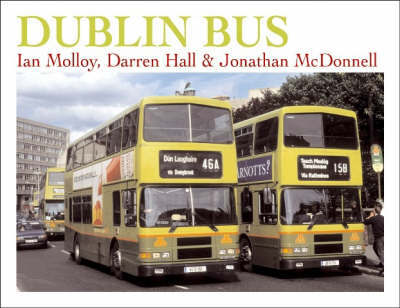 Dublin Bus by Jonathan McDonald image