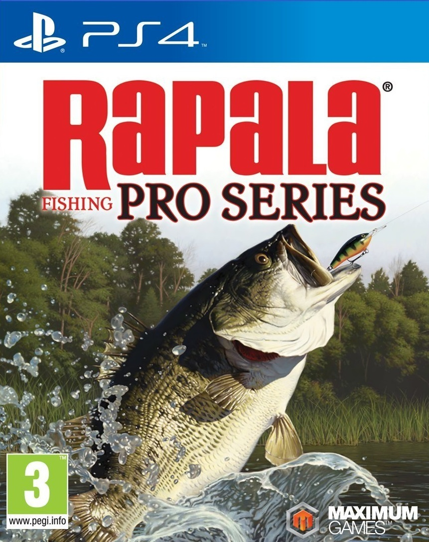 Rapala Fishing Pro Series for PS4 image