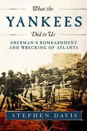 What the Yankees Did to Us by Stephen Davis