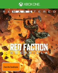 Red Faction Guerrilla HD for Xbox One
