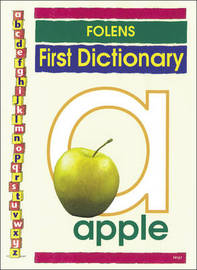 Folens First Dictionary image