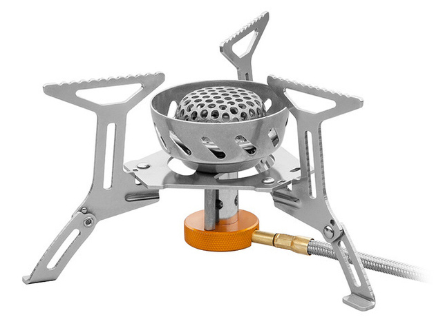 Firemaple FMS-121 Spark Wind-Resistant Remote Stove Cooker
