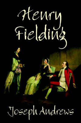 Joseph Andrews by Henry Fielding image