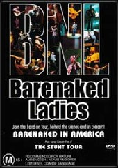 Barenaked ladies- American Stunt Tour on DVD