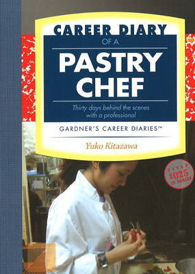 Career Diary of a Pastry Chef by Yuko Kitazawa image