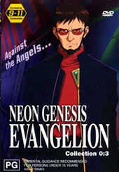 Neon Genesis Evangelion - Vol 3 on DVD